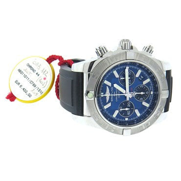 Breitling Chronomat 01 Stainless Steel Automatic Mens Watch AB0110