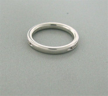 image of Hearts On Fire Preference Channel Set Wedding Band Ring