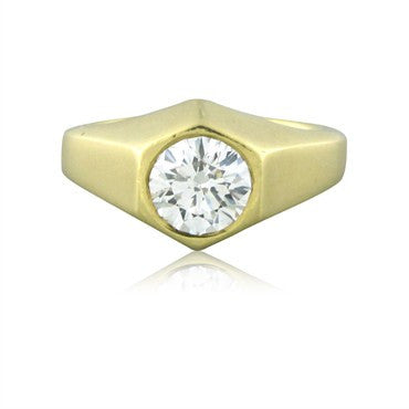 image of Tiffany & Co Paloma Picasso 1.02ct Diamond Gypsy Ring