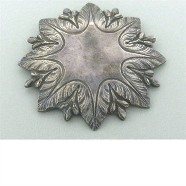image of Jean Puiforcat France Sterling Silver Pendant