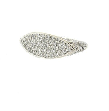 image of Carrera Y Carrera Baile de Mariposes Diamond Gold Ring