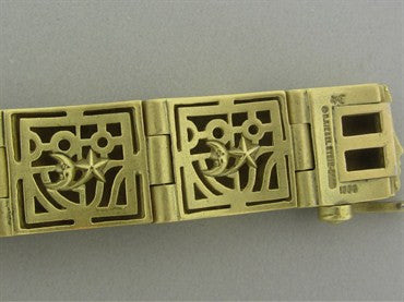 thumbnail image of Kieselstein Cord Women Of The World Collection 18K Gold Bracelet