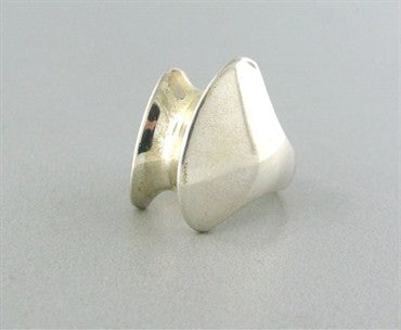 image of Estate Georg Jensen Sterling Silver Ring 140