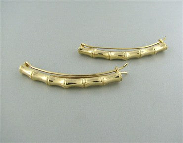 thumbnail image of Vintage Tiffany & Co 14K Yellow Gold Barrette Set