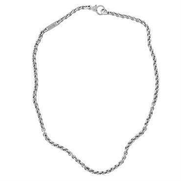image of New Pomellato 18k Gold Chain Necklace
