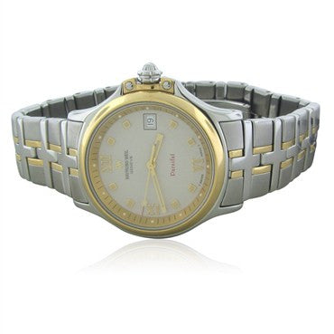 thumbnail image of Raymond Weil Parsifal Stainless Steel Gold Tone Mens Watch