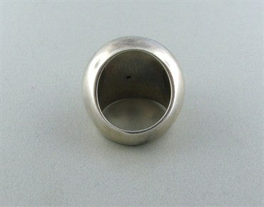 thumbnail image of Modernist Joachim S'paliu Spain Sterling Silver Ring