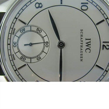 thumbnail image of New IWC Vintage Portuguese Platinum Mens Watch IW544505