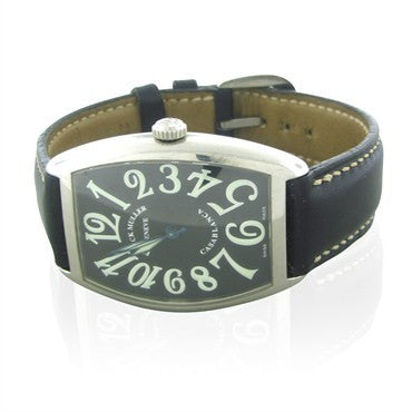 image of Franck Muller Casablanca 2852 Stainless Steel Automatic Mens Watch