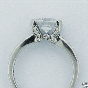 thumbnail image of New Ritani 18k Gold Diamond Engagement Ring Setting