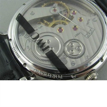 image of New IWC Vintage Portofino Platinum Mens Watch IW544805