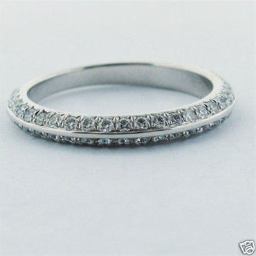 thumbnail image of New Hearts On Fire Felicity 0.60ct Diamond Wedding Band