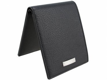 image of ST Dupont Black Leather Contraste Wallet 074107