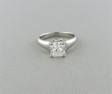 image of Tiffany &Co Lucida 1.50Ct F VVS Diamond Engagement Ring
