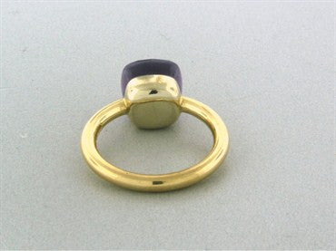 image of Pomellato Nudo 18K Gold Amethyst Ring