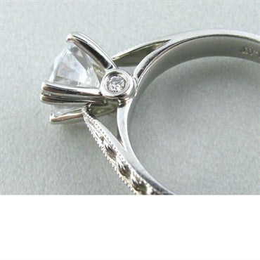 thumbnail image of Scott Kay Platinum Engagement Ring Setting For 1.50ct