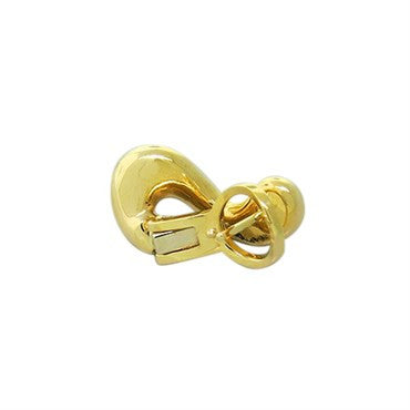 thumbnail image of New Pomellato 18k Gold Twist Earrings