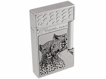 thumbnail image of ST Dupont Special Edition Linge 2 Leopard Lighter 016491