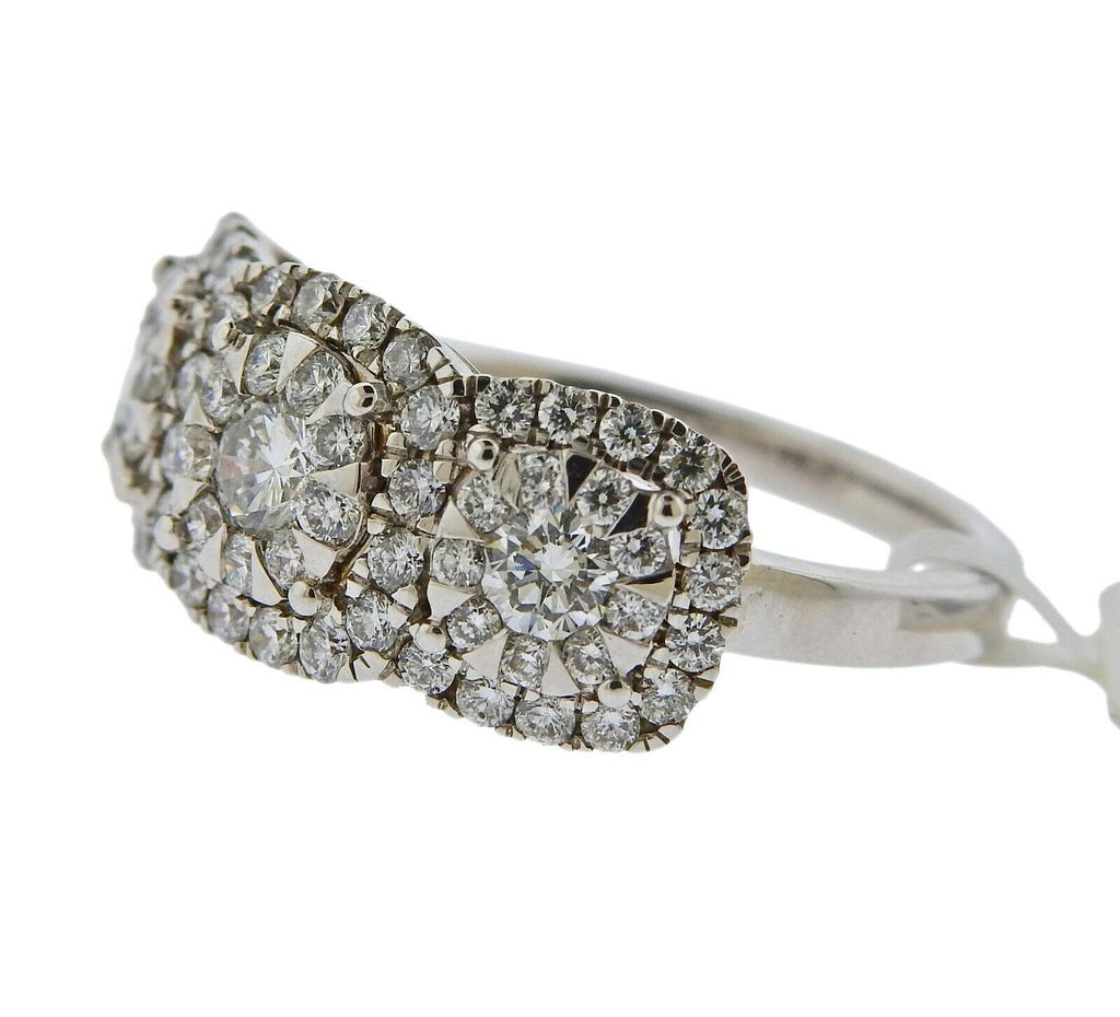 thumbnail image of Memoire Gold 1.41ctw Diamond Ring