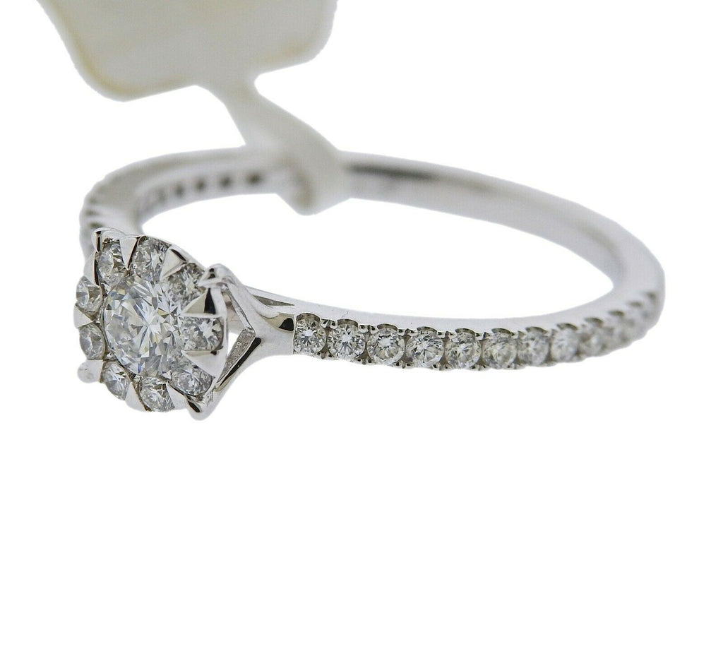 thumbnail image of Memoire Gold 0.58ctw Diamond Engagement Ring