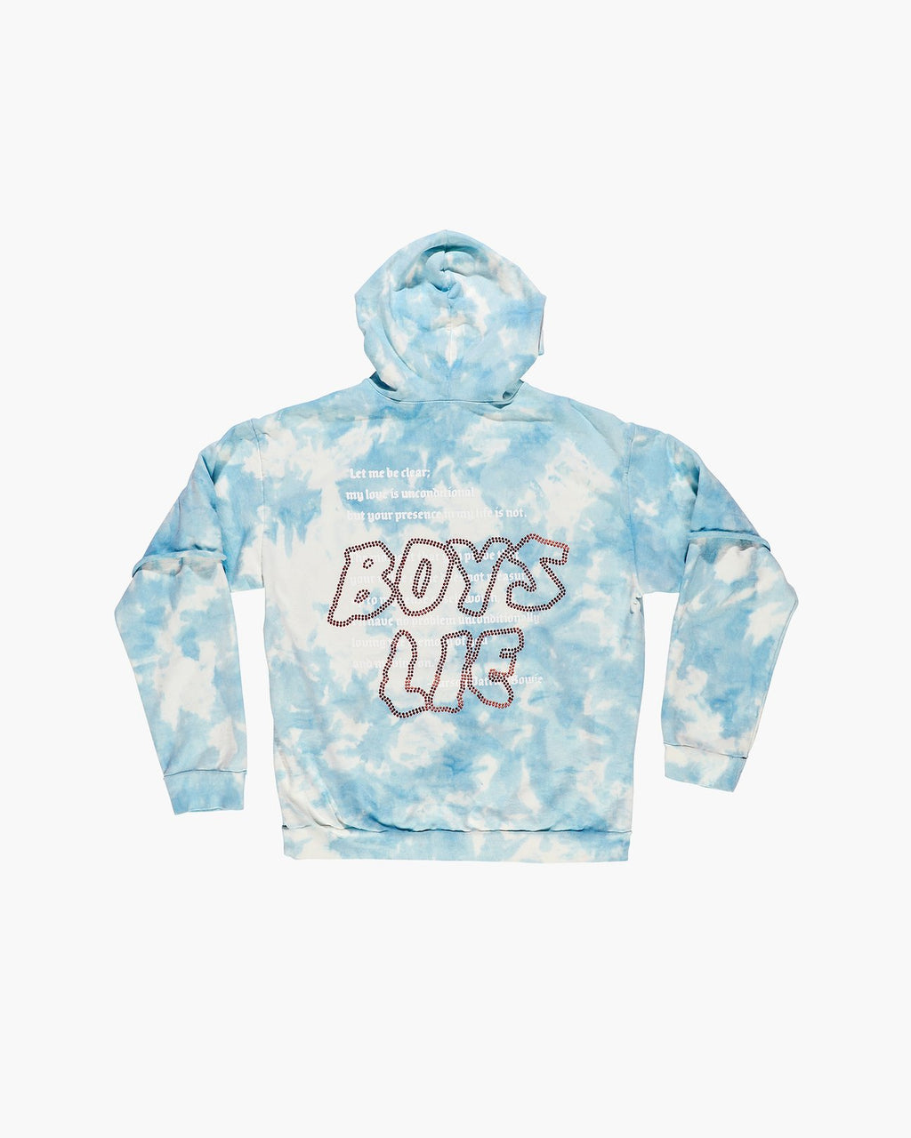 Boys Lie Tie Dye Twofer Remix