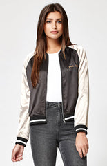 Yeah Babe Bomber Jacket - BIRD BEE - 5