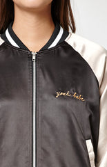 Yeah Babe Bomber Jacket - BIRD BEE - 4