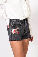 Tiger Rose Shorts