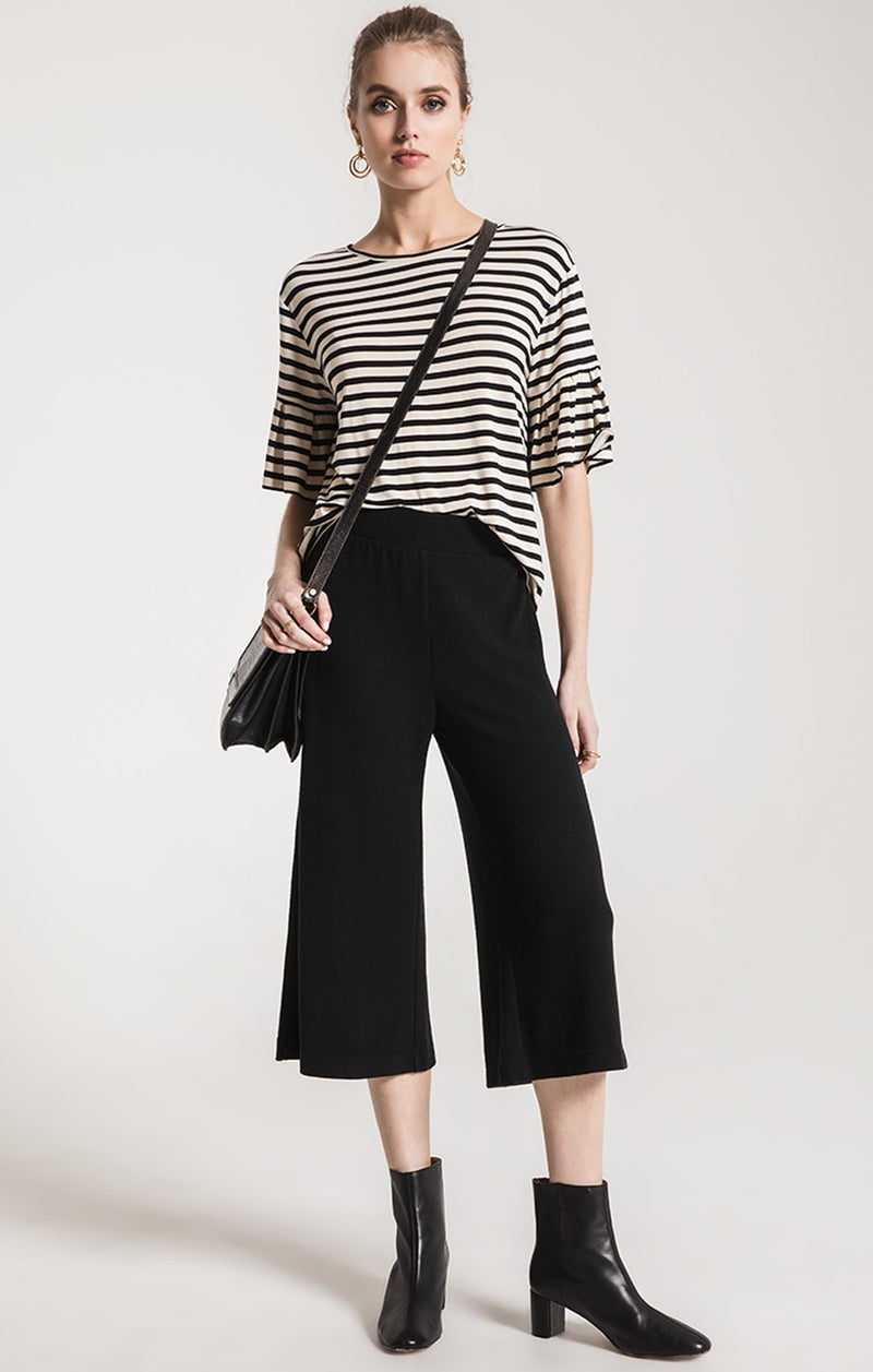 ZSupply Soft Spun Knit Culottes