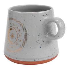 Ceramic Natural Mug, Moon