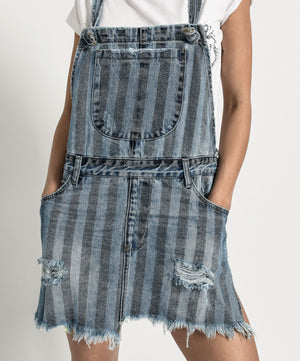 Zephyr Overall Dress