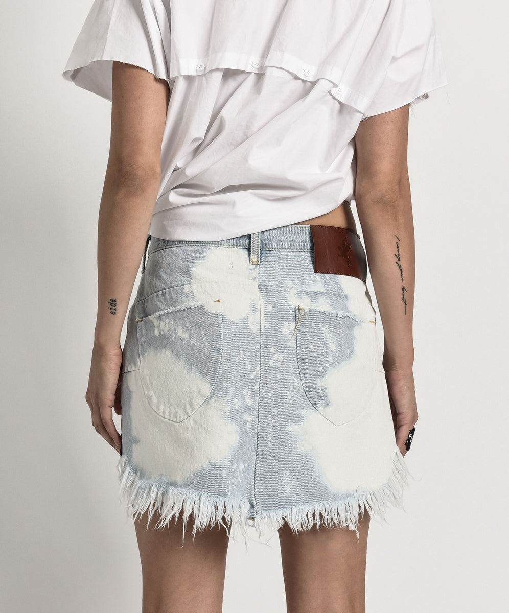 Sea Drifter Vanguard Mid Rise Mini Skirt