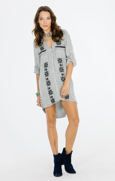 RAGA Tillie Shirt Dress