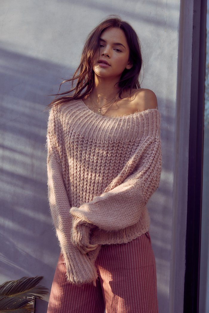 Living in Love Sweater