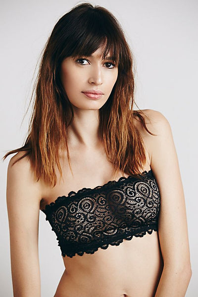 Seamless and Lace Bandeau