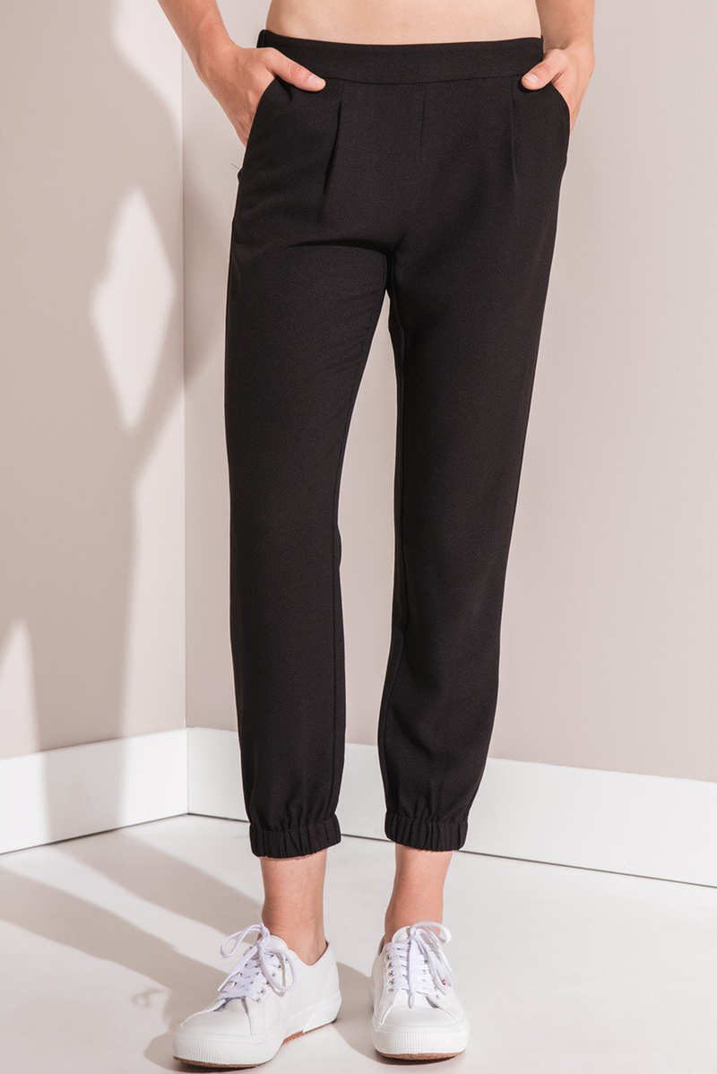Holbrook Pleated Jogger Pant