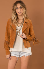 The Westerner Jacket - BIRD BEE - 1