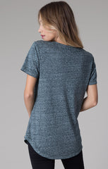 Pocket Tee by Z Supply - Sno Yarn Rosin - BIRD BEE - 2
