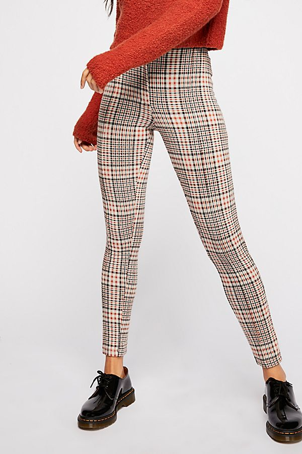 Carnaby Plaid Pant