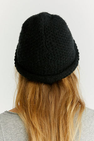 Dreamland Knit Beanie - Black