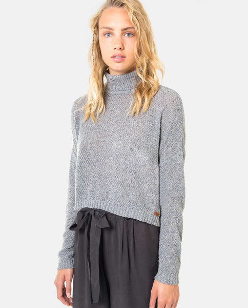Cropped Ecologic Sweater