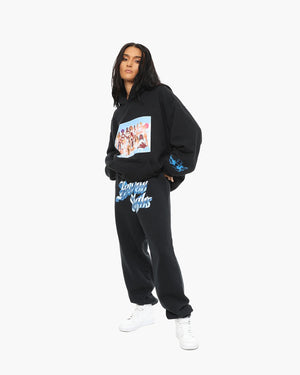 Boys Lie Heaven Sighs Sweatpant - Blue