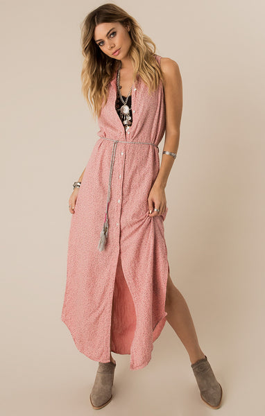Dusted Maxi Dress