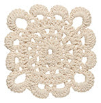 Natural Crochet Coasters