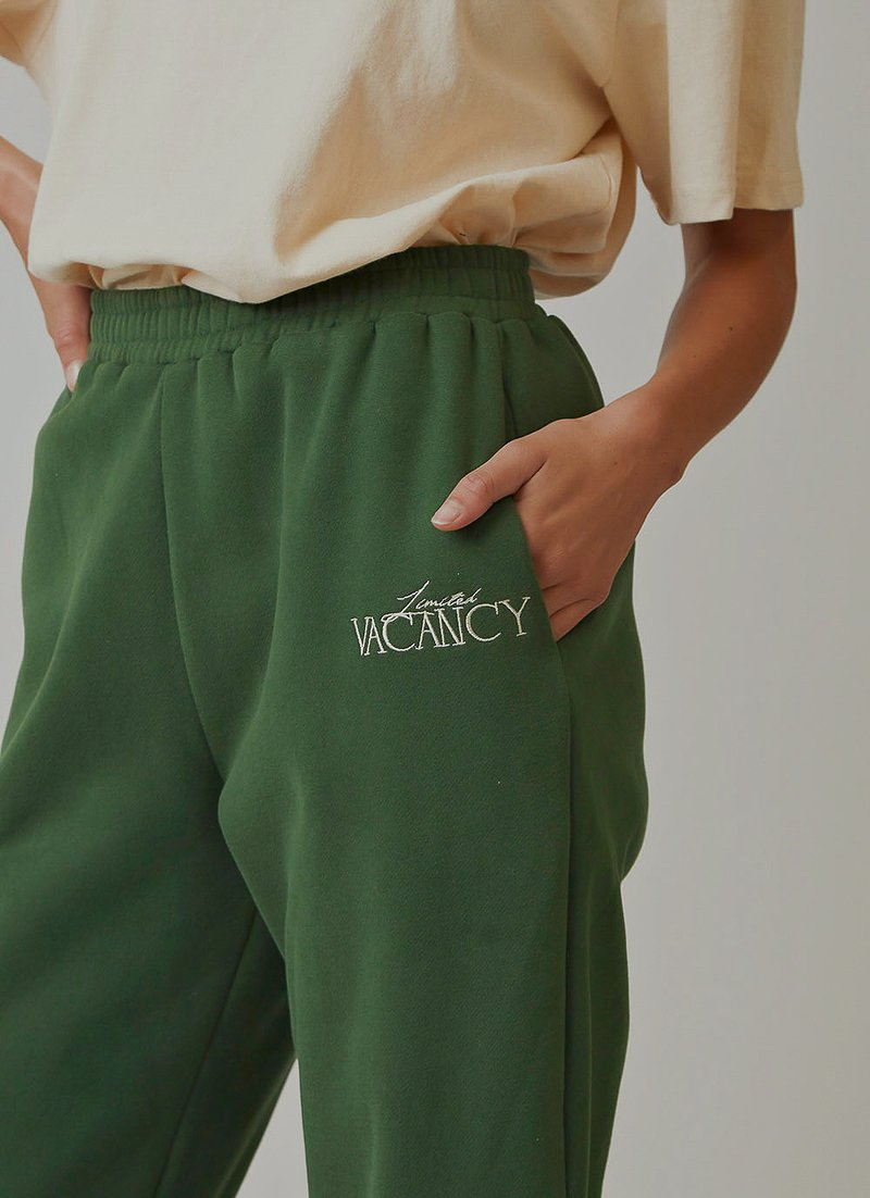 Vacancy Boulevard Sweatpant - Green