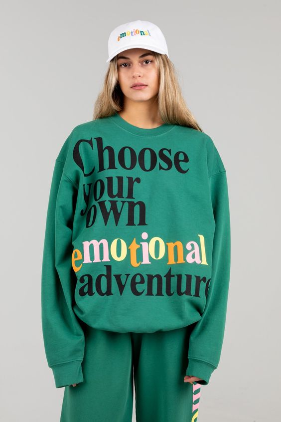 Mayfair Emotional Adventure Sweatshirt
