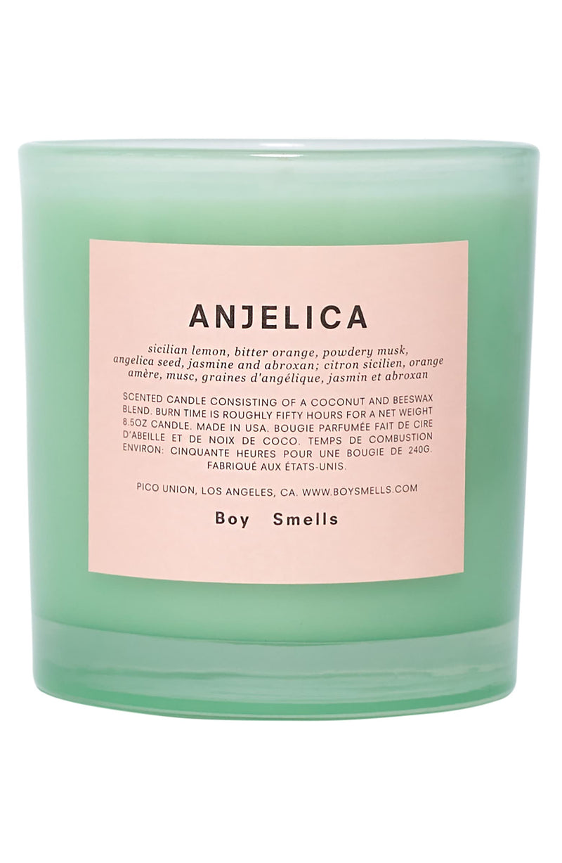 BOY SMELLS ANJELICA
