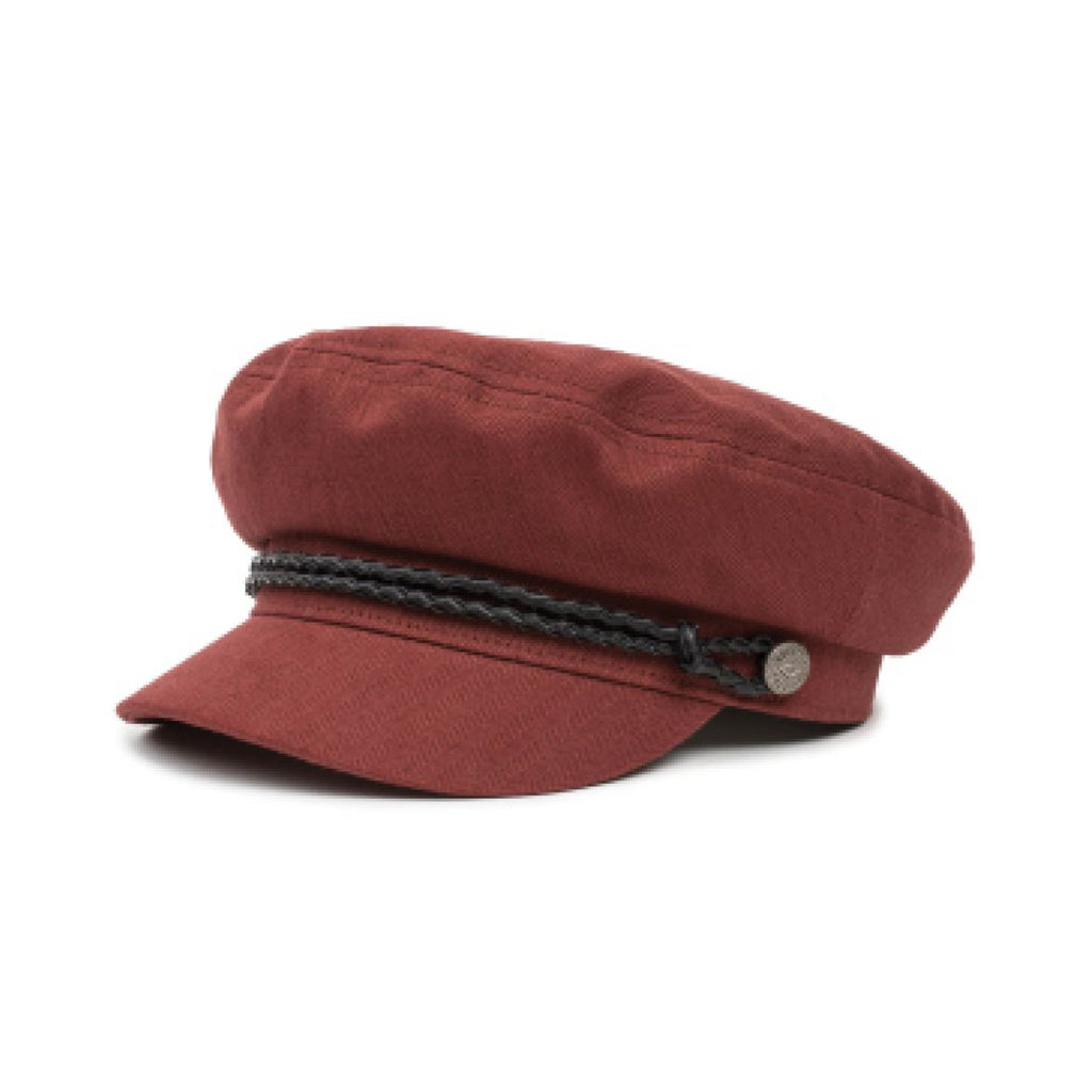 Ashland Cap - Burnt Sienna