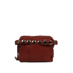 Aura Crossbody - Rusty Red