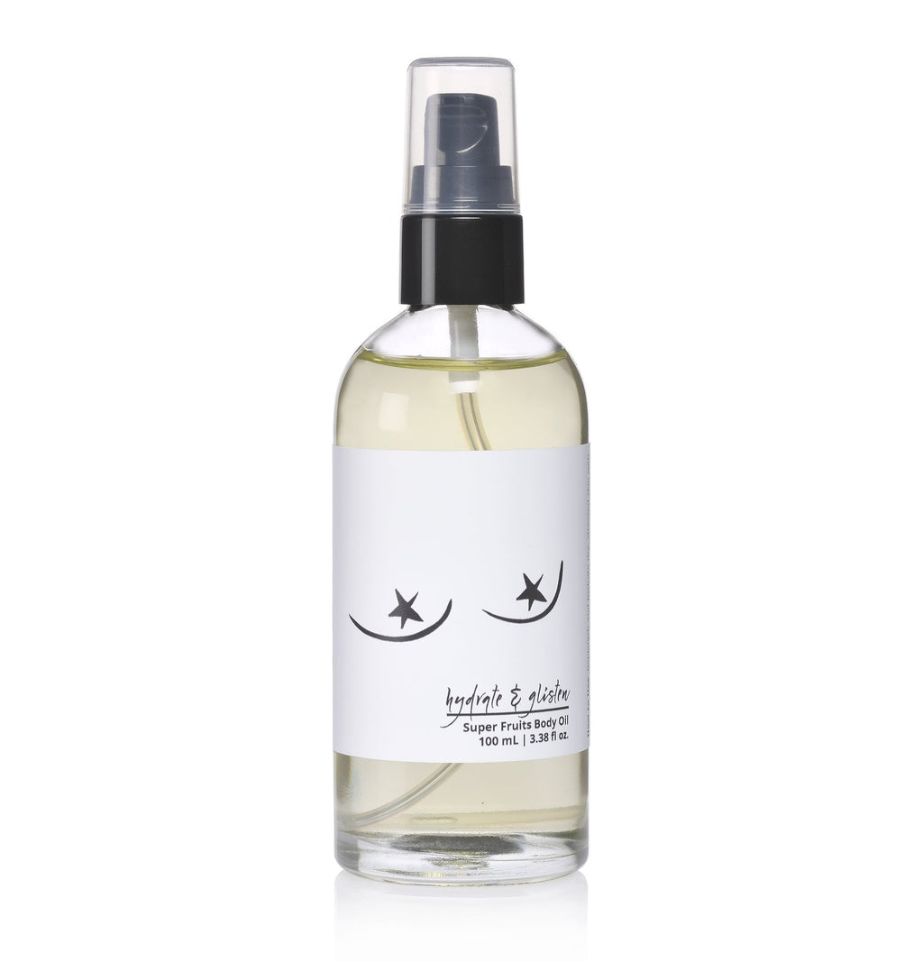 Babe Superfruits Body Oil